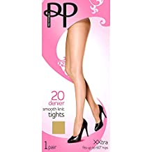 Pretty Polly 20 Denier Smooth Knit Everyday Tights