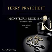 Monstrous Regiment: Discworld, Book 31 | Terry Pratchett