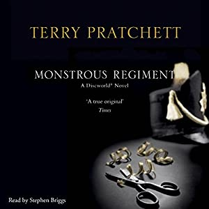 Monstrous Regiment Audiobook