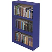 Classroom Keepers Upright Bookcase, Blue (001332)