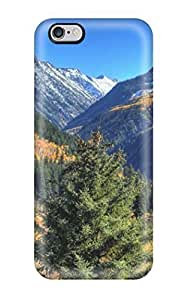 Charles Lee Case Cover For Apple Iphone 4/4S Hybrid PC Silicon Bumper Earth Mountain