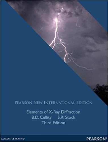 Amazon elements of x ray diffraction pearson new international amazon elements of x ray diffraction pearson new international edition ebook bd cullity sr stock kindle store fandeluxe Images