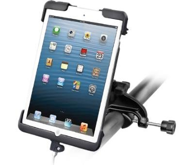 SUPPORTO A MORSETTA YOKE MOUNTING RAM-MOUNT RAM-B-121-TAB11U PER POTER FISSARE QUALSIASI TABLET PC o Apple mini iPad con cover