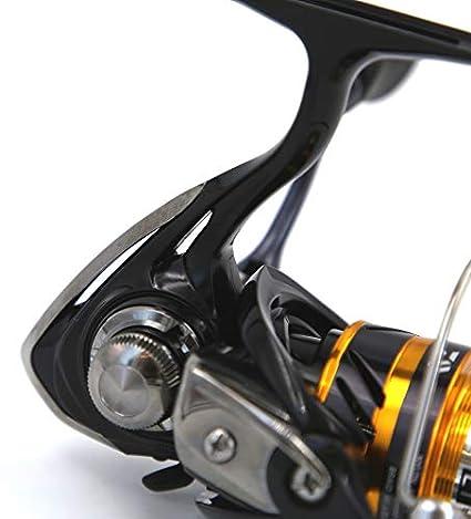 Daiwa 19 Ninja BG LT 2000 - Carrete de Pesca: Amazon.es ...