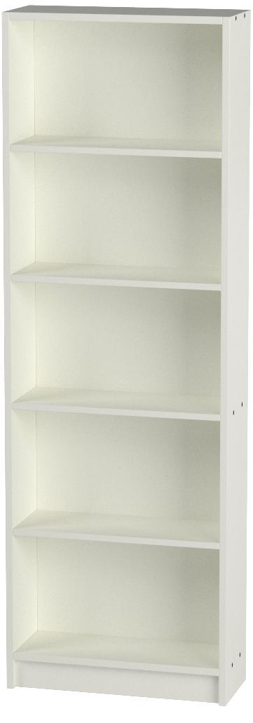 Ikea GERSBY - Estantería para Libros (60 x 180 cm), Color Blanco