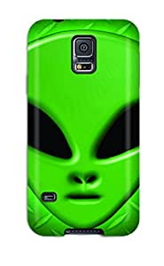 Hot Tpu Case For Galaxy S5 With AnnaSanders Design