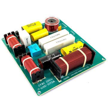 Electronics Module Board For Arduino - WEAH-3505 300W Audio Frequency Divider 3 Way Frequency For Professional Stage Speaker KTV Karaoke Player - spa