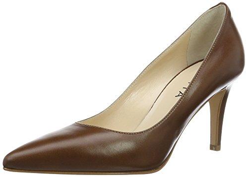 Evita Shoes Aria - Tacones Mujer Braun (Cognac 26)