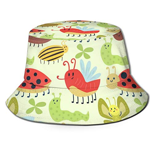 Cute Insects Unisex Cool...
