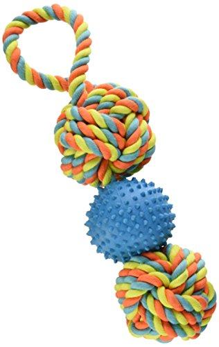 Multi Color Rope Toys (Boss Pet Chomper 13