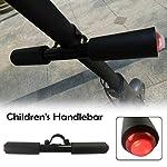 415 0V95znL. SS150 Accessori per scooter elettrici robusta resistente flessibile flessibile per bambini Manubrio multifunzione LED Flash…