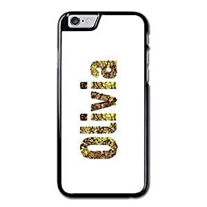 URDesigner Case for iPhone 6, 4.7 inch, Laser Technology,Personalized Military Camouflage Font Olivia Maple Iphone 6 Bumper
