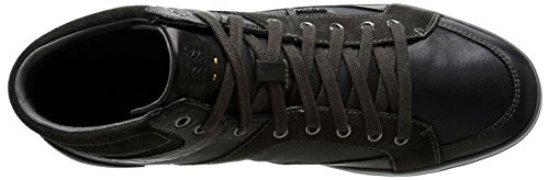 Geox Mens Box15 Mode Sneaker Svart