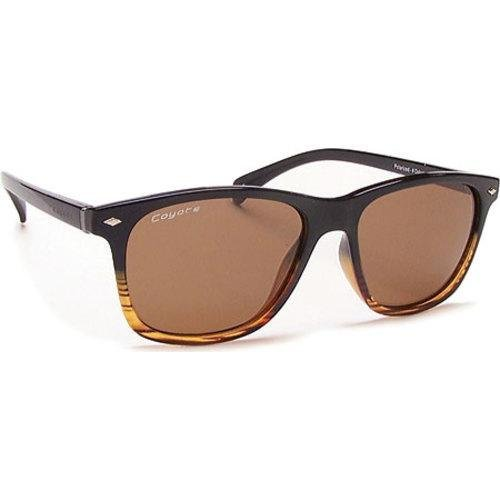 Polarized Street and Sport Sunglasses ,Tortoise Crystal Fade Frame/Brown - Lens Sunglasses Fade