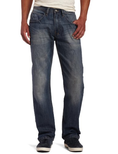 (Lee Men's Dungarees Relaxed Straight Leg Jean, Spike, 29W x)