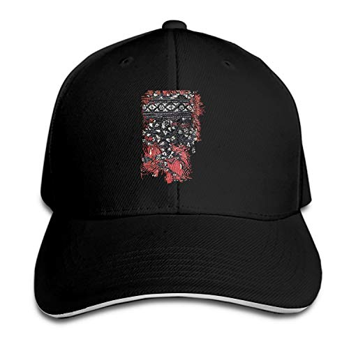 Embroidered Truths Snapback Cap Flat Bill Hats Adjustable Blank Caps for Men Women