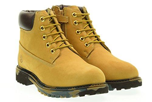 Secundaria Yellow Lumberjack Arranque River Ocre Sb00101 dk Brown 001 qPvzUp