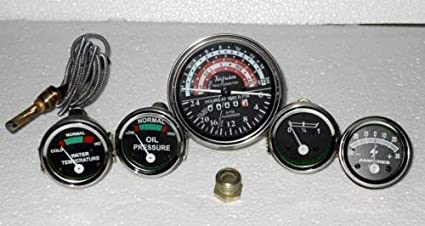 Massey Ferguson Gauges Kit and Tacho meter  Tractor