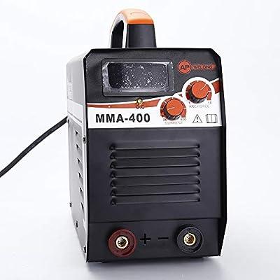 XMAGG® Máquina de Soldar Soldador de Arco Portátil Inversor DC ...