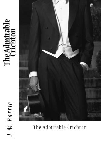 Book cover for The Admirable Crichton