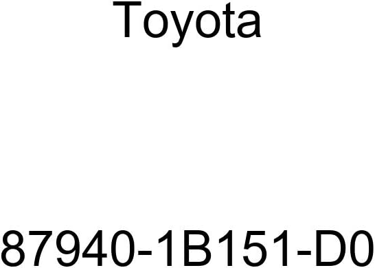 Genuine Toyota 87940-1B151-D0 Rear View Mirror Assembly
