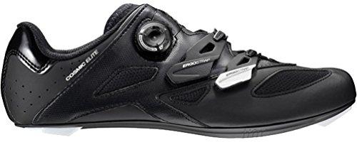 Mavic Cosmic Elite Cycling Shoes - Men's Black/White/Black Yellow 10