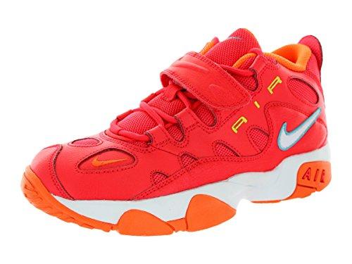 Nike Kids Air Turf Raider (GS) LSr Crmsn/White/Gmm Bl/Ttl Orn Training Shoe 7 Kids US