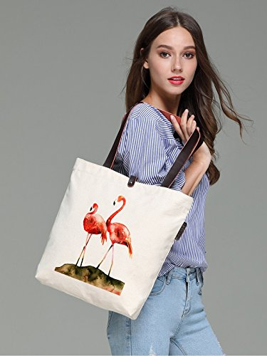 So'each Borsa da spiaggia, Natural Color (beige) - HB-UK-ODJ-6