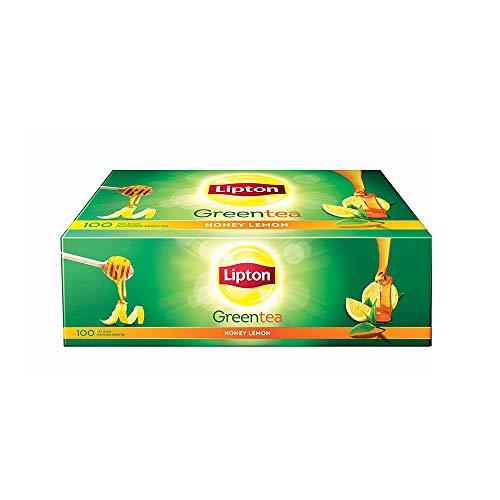 Lipton Green Tea Honey and Lemon – 100 Tea Bags