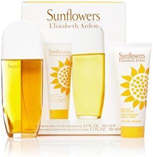 Elizabeth Arden Estuche Fragancia Edt Sunflowers 100 ml + Body Lotion 100 ml 100 ml: Amazon.es: Belleza