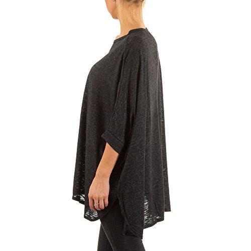 Ital-Design - Camisas - para mujer gris