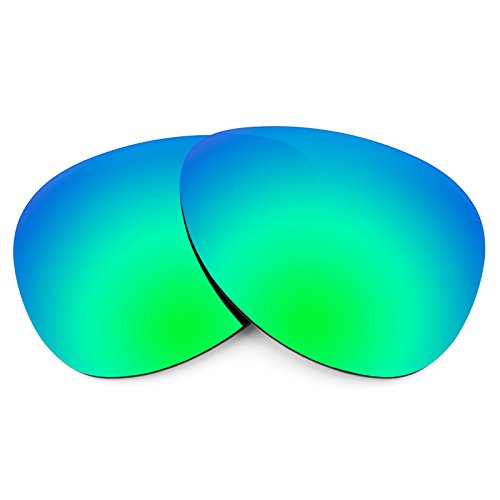 para Polarizados repuesto de Smith Audible Lentes múltiples Mirrorshield — Esmeralda Verde Opciones wqPEUna