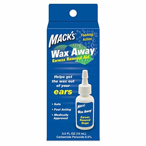 Mack's Wax Away® Earwax Removal Aid