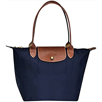 Amazon.com: Longchamp Le Pliage Nylon Large Handbag