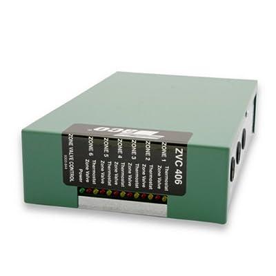ZVC406-4 Zone Valve Control, 6 Zone
