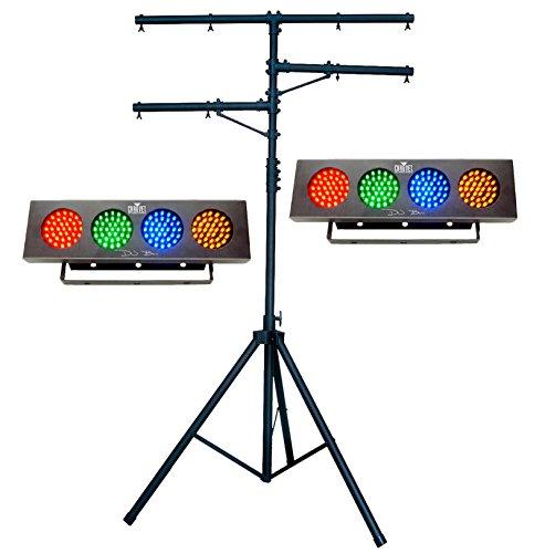 CHAUVET DJ Compact Multi Color Lights