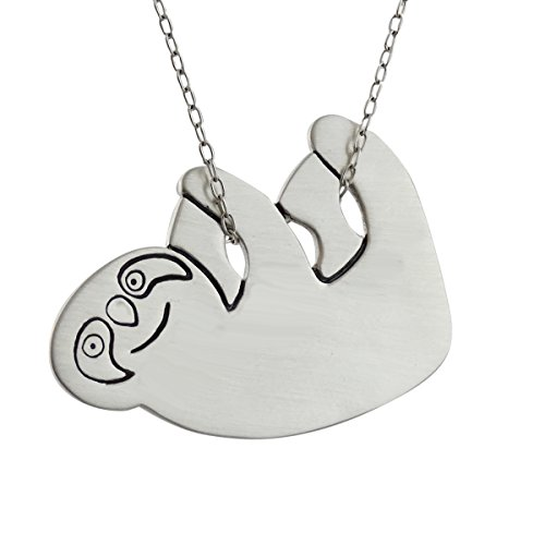Sterling Silver Animal Necklace Slider product image