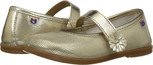 Conguitos Baby Girl's IVS12269 (Toddler) Rose Gold 26 M EU (Leather Footwear Gold Toddler)