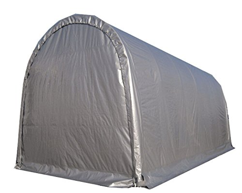 RV Carport Storage Shelter Tent 14' x 30' 22oz Fabric Galvanized Steel Pipes 14' Height by Mytee