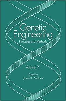 Descargar Elite Torrent Genetic Engineering: Principles And Methods: Volume 21 De PDF A Epub