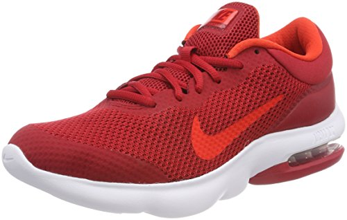 Red Uomo gym Advantage Scarpe Running Air Habanero Nike Multicolore 601 Max Fqf8nR