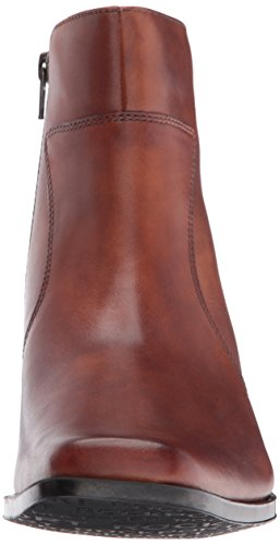 Rockport Toloni del hombres Ankle Bootie Burnished Tan