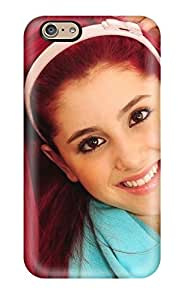 Slim Fit Tpu Protector Shock Absorbent Bumper Ariana Grande Case For Iphone 6