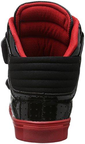 Tamboga 333 - Scarpe da ginnastica, Unisex, adulto, colore Nero (Black/Red 31), taglia 37 EU