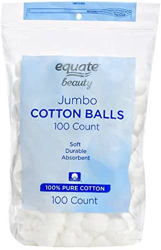 Cotton Balls & Rounds: Equate