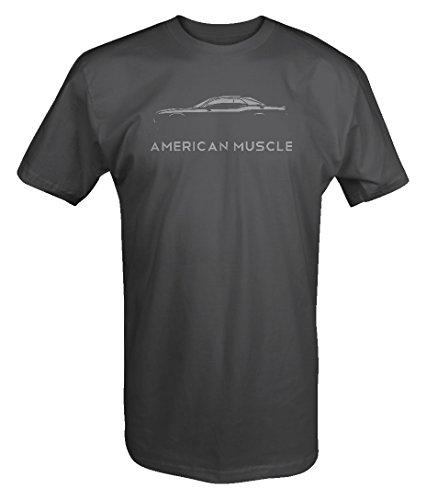 Stealth - American Muscle Dodge Mopar Charger Challenger Car T shirt - 4XL