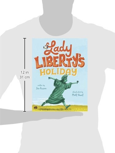 Lady Liberty's Holiday by Alfred A Knopf Books for Young Readers (Image #2)