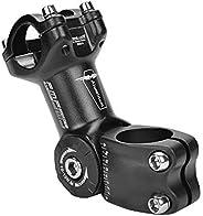 DONGKER Mountain Bicycle Stem, Adjustable Bike Handlebar Stem Clamp Fork Extender Handle Stand Tube 25.4/31.8