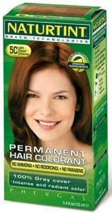 Amazon.com : Naturtint Permanent Hair Color  5C Light Copper Chestnut, 5.28 fl oz 6pack