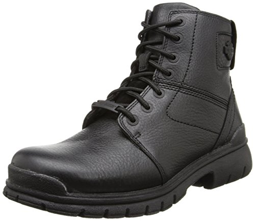 Harley-Davidson Men's Gage Motorcycle Boot, Black, 8 M US - Harley Davidson Western Boots Men